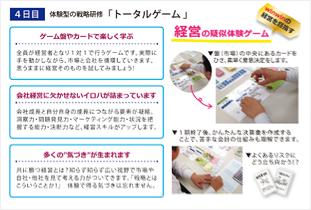 信州松本創業スクール体験型戦略研修「トータルゲーム」